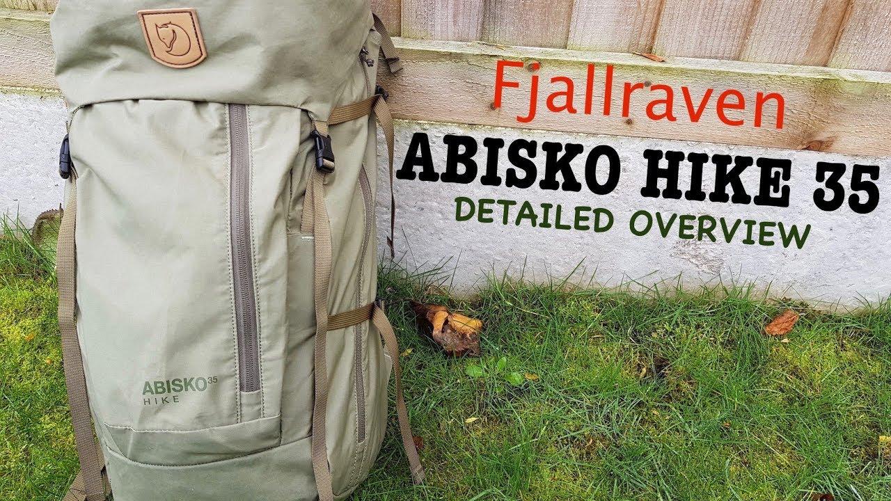 Abisko Hike 35 Fjallraven