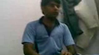Zohaib Shah Videos Pindi Gheb Shani dancing on A song