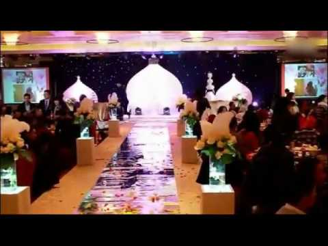 Complete Wedding LED Star Curtain led light drapery for your events