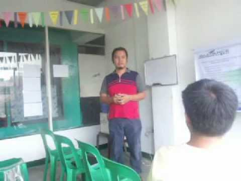 TRAINING101 - PROSPECTING (by Sonny Santos) Part 1 - Day 1
