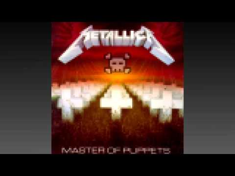 Metallica - Master Of Puppets (8 Bit Version) - Full Album