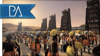 HOW TO DOMINATE YΟUR ENEMY - Siege Battle - Total War: Rome 2
