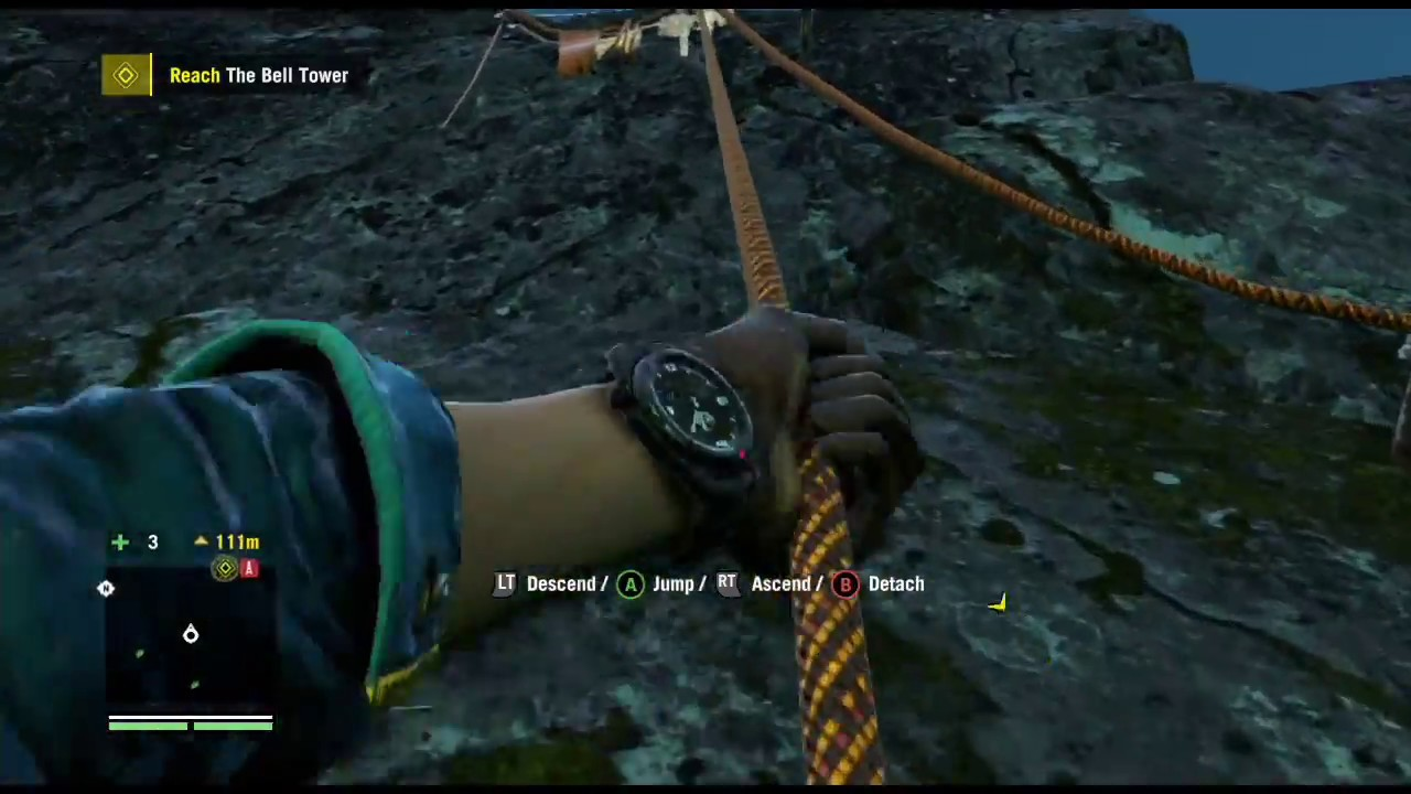 """Far Cry 4"" Xbox 360 (X360) gameplay (no commentary, no ..."