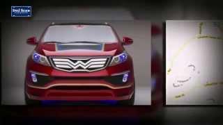 Wonder Woman Kia Sportage 2013 Videos