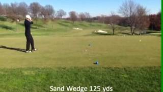 Grant Engel Golf College Demo Video Thumbnail