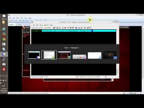 huong dan hack wifi bang backtrack 5 r3 - attack phishing on BackTrack 5R3