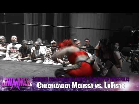 SHIMMER 62 DVD Trailer - Women's Wrestling