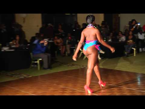 Black Men Magazine Swimsuit Fashion Show