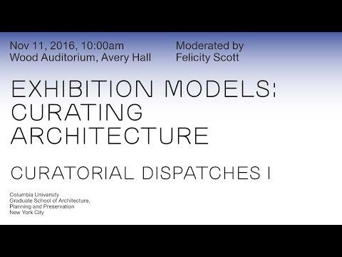 Exhibition Models: Panel 2