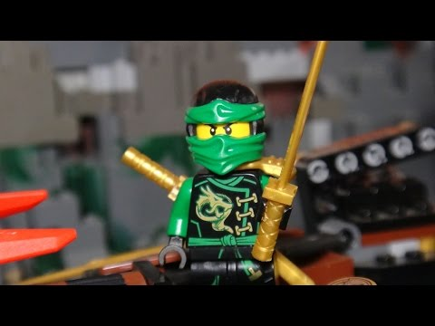 LEGO NINJAGO - BEST OF LLOYD COMPILATION