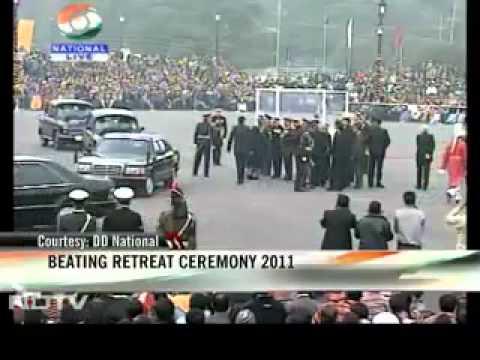 Beating Retreat 2011,  New Delhi, India, Part 1 of 4