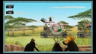 Пингвины Мадагаскара - захват джипов. Мультики для детей. Видео игры онлайн(Пингвины Мадагаскара - захват джипов. Мультики для детей. Видео игры онлайн описание игры Отважные пингвины..., 2016-06-11T10:52:36.000Z)