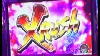 7月22日京楽より導入予定 Xバーがそろい続けるたびに乱舞玉上乗せ&...
