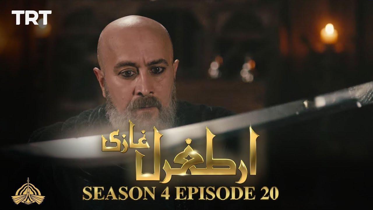 Download Ertugrul Ghazi Urdu | Episode 20| Season 4