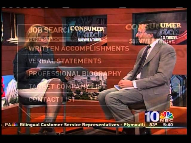 Job-Seeker's Tool Kit - Career Coach Ford R. Myers - Career Potential, LLC