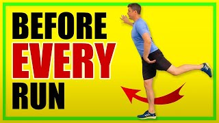 5 Minute Warm Up You NEED before EVERY RUN (to Prevent Running Injuries) screenshot 4