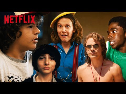 Things You Might Not Know About The Stranger Things Cast | Netflix
