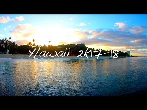 Honolulu, Hawaii - New Years Trip