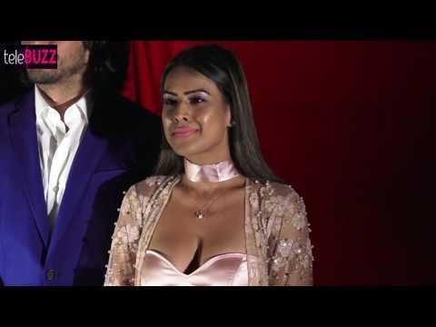 HOT Nia Sharma's CLEAVAGE SHOW   UNCENSORED VIDEO thumbnail
