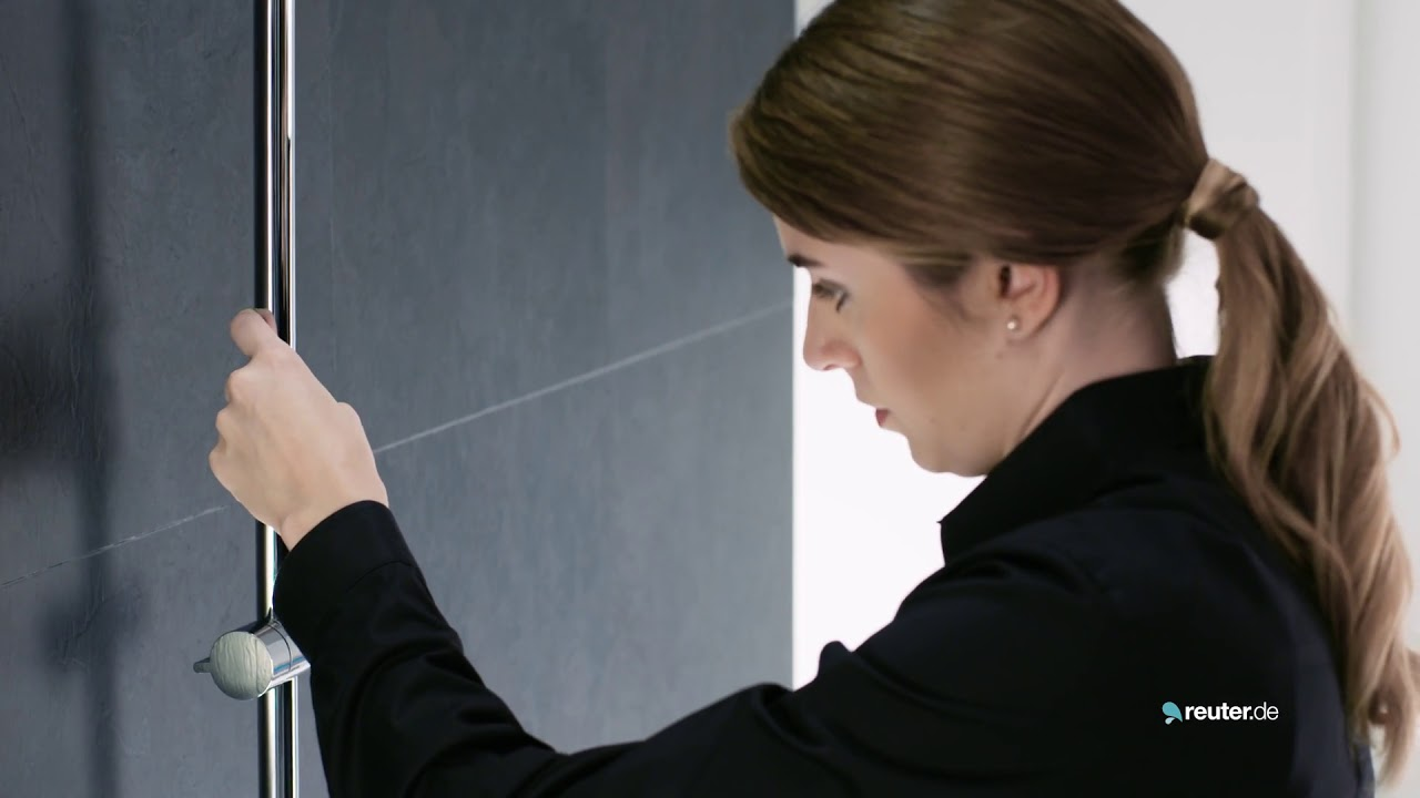 Montagevideo Duschsystem Hansgrohe Crometta E 240 Youtube