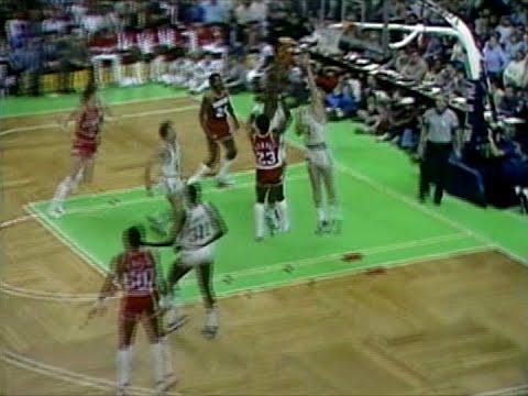 Calvin Murphy (16pts/Incredible Shooting) vs. Celtics (1981 Finals) (Game 1)