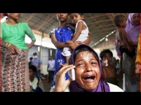 هيومن رايتس ووتش: الأمن نفذ عمليات اغتصاب في ميانمار  - 21:22-2017 / 11 / 16
