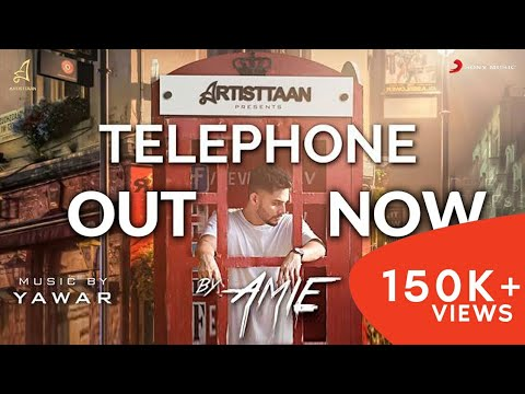 TELEPHONE | AMIE | YAWAR |  OFFICIAL MUSIC VIDEO | 2017