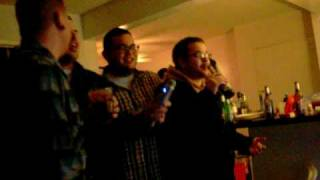 karaoke turn around
