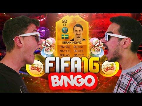 FIFA 16 : IBRAHIMOVIC MOTM IN A PACK !!! BEST FIFA BINGO EVER | FeelFIFA