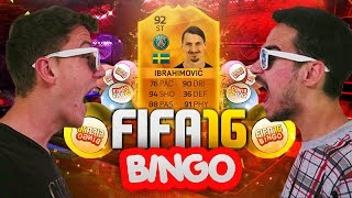 FIFA 16 : IBRAHIMOVIC MOTM IN A PACK !!! BEST FIFA BINGO EVER | FeelFIFA