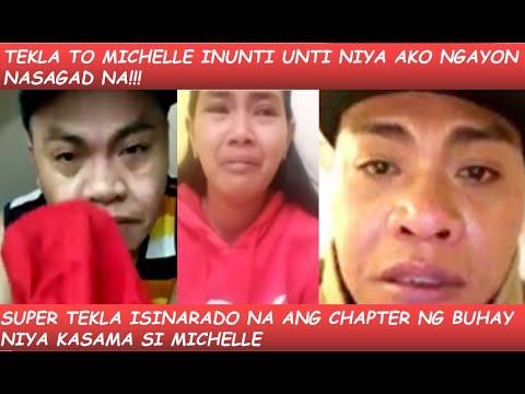 Download SUPER TEKLA  MAY NAGING MENSAHE KAY MICHELLE BANAAG NILINAW DIN NA WALA NG BALIKAN