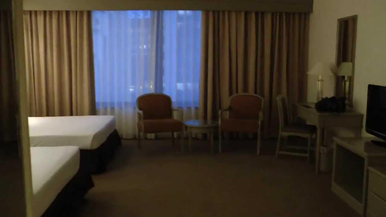 Hotel Istana Federal Hotel Kuala Lumpur Room 1408 Youtube
