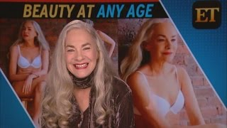 62-Year-Old American Apparel Model Bares All