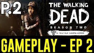 Instalar Tradução PT-BR: The Walking Dead - Season 2 - Ep. 2