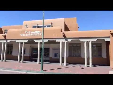 Santa Fe, New Mexico - Santa Fe Plaza HD (2016)