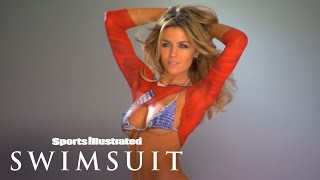 Body Painted World Cup Jerseys, SI Swimsuit