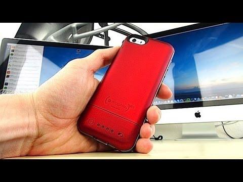 buy online 136d5 d724d Mophie Juice Pack Air Review (iPhone 5)