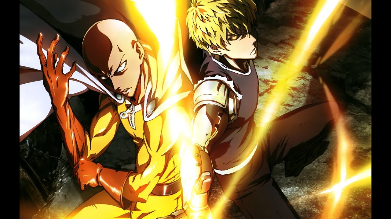 One Punch Man Amv Opening 1 The Hero Youtube