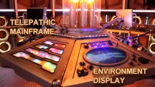 TARDIS Set Tour - Doctor Who Experience - 12th Doctor