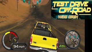 Test Drive: Off-Road Wide Open ... (PS2)