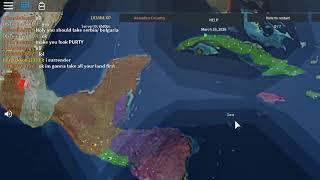 Ascensão de Roblox das Nações EUA contra México (leia DESC)