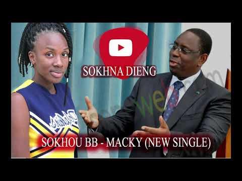 SOKHOU BB Chante le Président Macky SALL