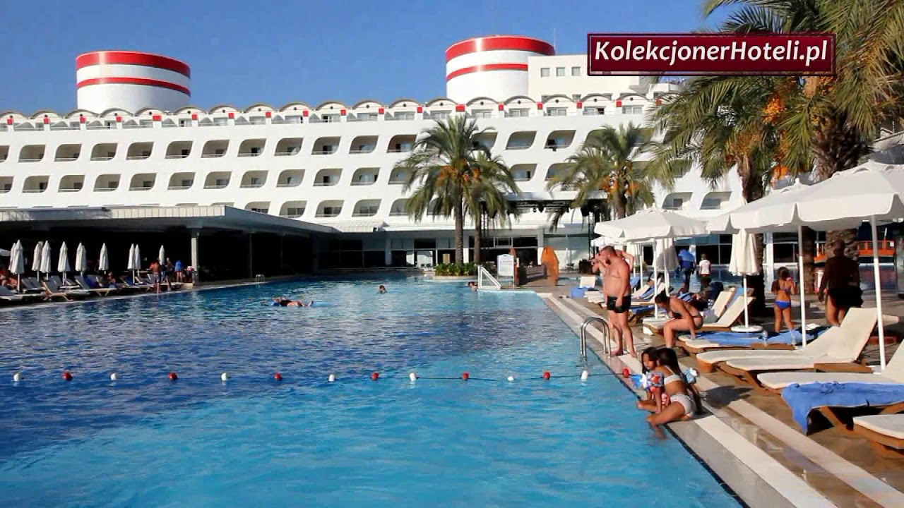 Transatlantik Hotel Spa Goynuk Turkey Youtube