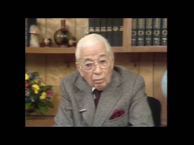 What Do You Mean  Born Again with Herbert W Armstrong