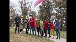 Powiat leski odwiedziła delegacja z  Chin