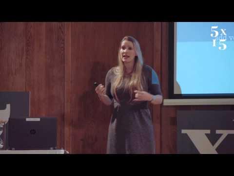 Laura Bates @ 5x15 - Everyday Sexism