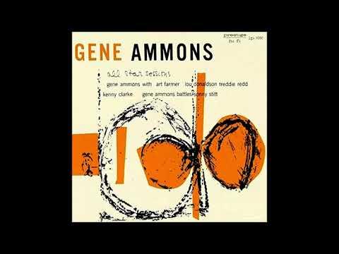 All Stars Sessions / Gene Ammons Battles Sonny Stitt - Gene Ammons' All Stars - (Full 1992 Reissue)