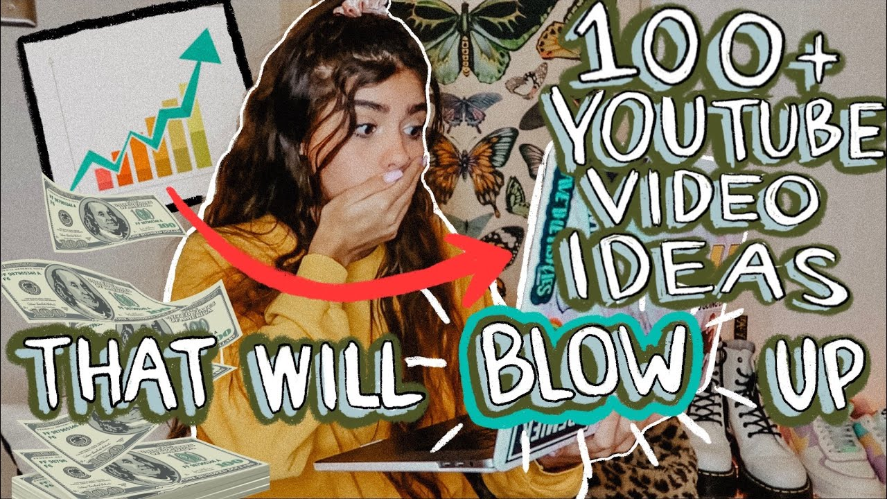 100 Youtube Video Ideas That Will Go Viral And Grow Your Channel In 2020 How To Grow Youtube