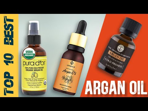 10 Best Argan Oil For Hair and Skin | With Price | 2020 🔥🔥🔥