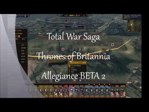 "Total War Saga: Thrones of Britannia BETA2 BUG - ""One does not simply walk into Mordor!"" |"